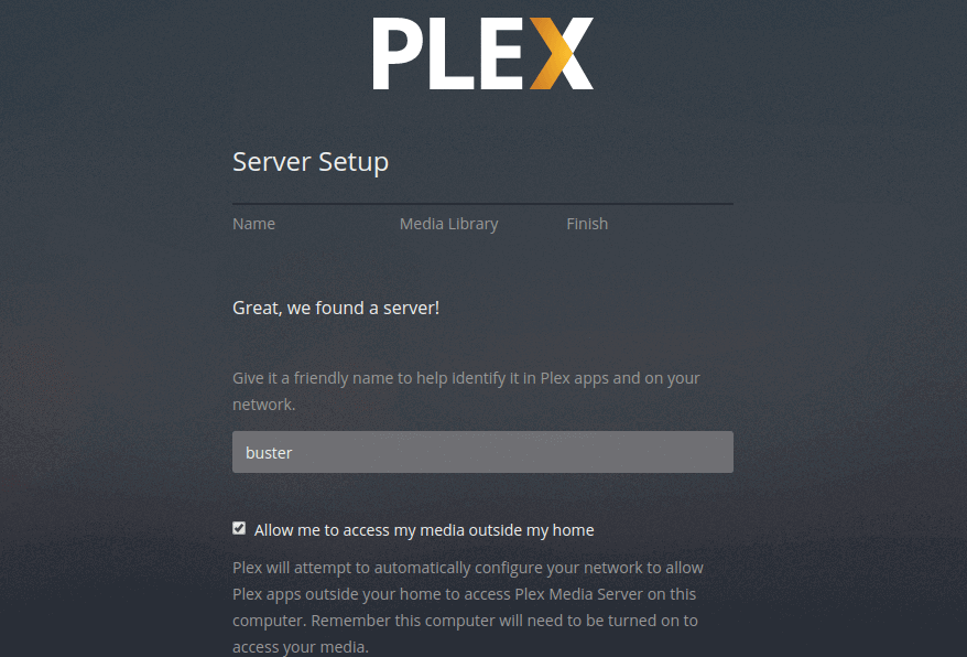 plex debian 10 repository