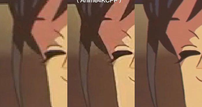 视频变4K Anime4KCPP